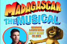 Go Wild! X Factor winner Matt Terry roars his way into the lead in the UK tour of Madagascar