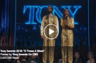 "WATCH: Josh Groban & Sara Bareilles sing ""8 Times a Week"" at the 2018 Tony Awards"