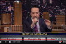 "#HamiltonHumpDay: WATCH Lin-Manuel Miranda does the ""Wheel of Freestyle"" with Jimmy Fallon"