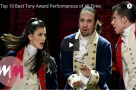WATCH: Are these the Top 10 performances of all time from The Tony Awards?