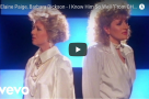 Blast From The Past - Embrace the 1980s with Elaine Paige & Barbara Dickson in 'I Know Him So Well' from Chess The Musical