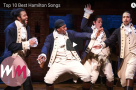 #HamiltonHumpDay - WATCH: @MsWatchMojo's #Top10 @HamiltonWestEnd songs - did your favourite top the list!? #HamiltonLDN