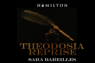 "#HamiltonHumpDay - Sara Bareilles sings ""Theodosia Reprise"" as part of #HamilDrop"