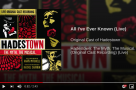 "#StageFavesSongOfTheWeek - ""All I've Ever Known"" from Hadestown by Anais Mitchell"