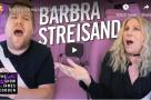 WATCH: Barbra Streisand joins James Corden in Carpool Karaoke