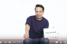 WATCH: Lin-Manuel Miranda teaches us Broadway slang. Happy #HamiltonHumpDay!