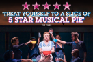 Critics are raving about... Waitress at the Adelphi Theatre