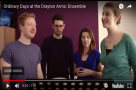WATCH: Meet the cast of Ordinary Days at Drayton Arms Theatre in 5 videos