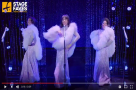 WATCH: Electrifying new show footage of Amber Riley & the Dreamgirls cast