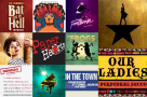 Video: 30 musicals to get excited about in 2017 from now until Hamilton opening night! (Part Three: The Final Lap!)