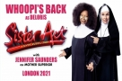 Whoopi will be back... with a year's delay: Sister Act reschedules London run for 2021