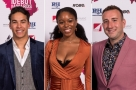 Prize night: Les Mis' Amara Okereke, Louis Gaunt & composer Gus Gowland win big at The Stage Debut Awards