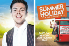 Look who's catching the bus for a Summer Holiday… It's Ray Quinn!