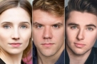 Georgie Ashford, James Hume & Alex Lodge are cast in tick, tick... BOOM! at the Bridge House Theatre