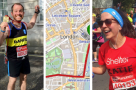 Who ran? Who cheered? #StageFaves take on #LondonMarathon in 12 tweets
