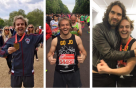 #StageFave Stories: Les Mis' Jo Parsons shares his #LondonMarathon journey