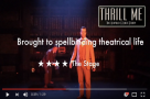 WATCH: Two killer videos of Stephen Dolginoff's hit musical two-hander Thrill Me