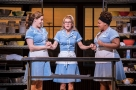 The diner is closing: Waitress gives its final performance at the Adelphi Theatre on 4 July