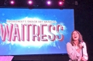 WATCH: Sara Bareilles sings her heart out at the London launch of Waitress