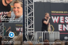 Who was the 'real star' of #WestEndLive? The signers dominate social media