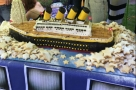 How Did They Build Titanic... for the great West End Bake Off?