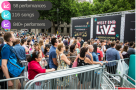 Top trending success: #WestEndLive 2017 by numbers