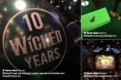 #GetSocial: Our 10 fave fan tweets from #Wicked10 gala