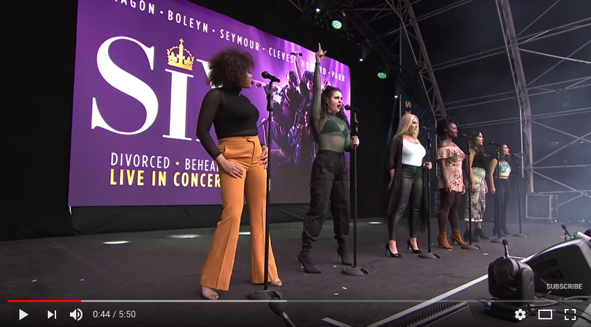 watch-henry-viii-s-wives-made-history-at-westendlive-ahead-of-six-s-major-comeback