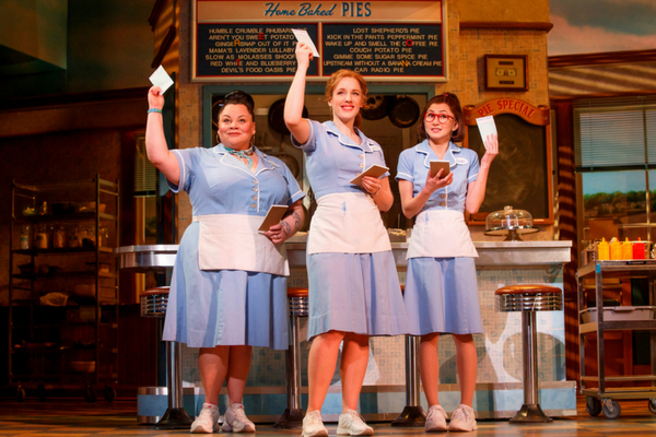 pie-is-finally-on-the-menu-hit-broadway-musical-waitress-opens-for-west-end-business-in-2019