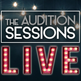 The Audition Sessions LIVE - Arcola Theatre - 29th May 2016. Credit: RyCa Creative