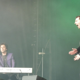 Ferris and Milnes at West End Live 2016