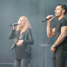 Kerry Ellis & Ramin Karimloo perform songs from Murder Ballad at West End Live 2016