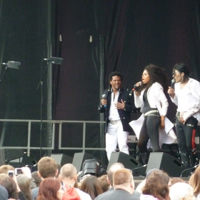 Thriller Live at West End Live 2016