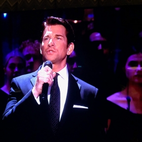 Andy Karl performs Somewhere from West Side Story at Olivier Awards