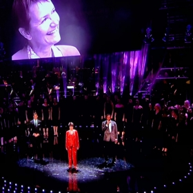 In Remembrance performance at Olivier Awards