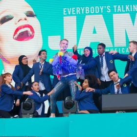 Everybody's Talking About Jamie at West End Live 2018