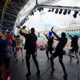 Kinky Boots at West End Live 2018