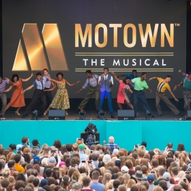 Motown the Musical at West End Live 2018