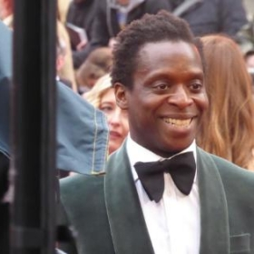 Kobna Holdbrook-Smith, Olivier Awards, Royal Albert Hall, April 2019 © Darren Ross
