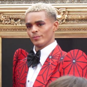 Layton Williams, Olivier Awards, Royal Albert Hall, April 2019 © Darren Ross