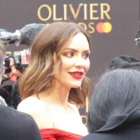 Katharine McPhee, Olivier Awards, Royal Albert Hall, April 2019 © Darren Ross