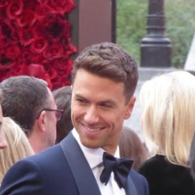 Richard Fleeshman, Olivier Awards, Royal Albert Hall, April 2019 © Darren Ross