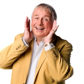 West End Bake Off 2016 Judge - Christopher Biggins