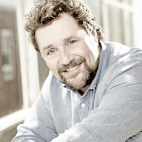 West End Bake Off 2016 Judge - Michael Ball