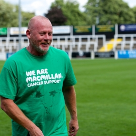 Perry Groves - Les Mis FC