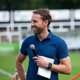 Gareth Southgate - Les Mis FC Manager