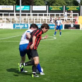 Nice tackle Tam Mutu