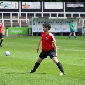 Danny Mac - pre-match warm up