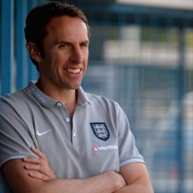 Gareth Southgate - Les Mis Manager and England U21 Manager