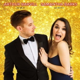 Arthur Darvill & Samantha Barks for Honeymoon in Vegas